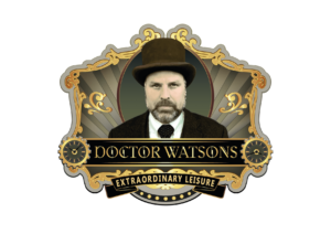 Escape room Rotterdam Dr Watsons logo